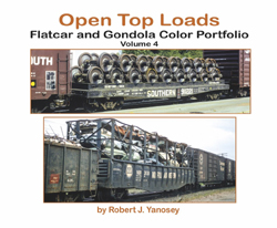 Morning Sun Books A Open Top Loads Flat & Gondola V4, LIST PRICE $39.95