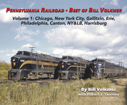 Morning Sun Books A PRR Best of B Volkmer V1, LIST PRICE $39.95