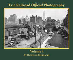 Morning Sun Books Erie Railroad Official Photography Volume 4 (Softcover) , LIST PRICE $39.95