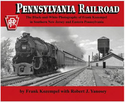 Morning Sun Books PRR Black & White Photos, LIST PRICE $39.95