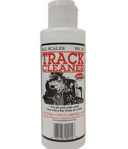 Model Power TRACK CLEANER 4 OZ, LIST PRICE $6.99