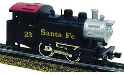 Model Power HO 0-4-0 Tank Switcher w/DCC & Sound, SF, LIST PRICE $109.98