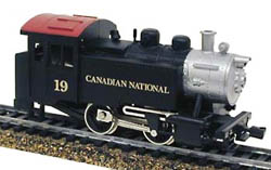 Model Power 0-4-0 Tank Loco CN, LIST PRICE $38.98