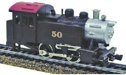 Model Power HO 0-4-0 Tank Switcher w/DCC & Sound, Undecorated, LIST PRICE $109.98