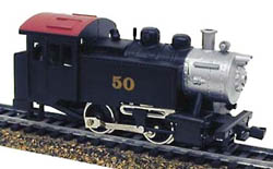 Model Power 0-4-0 Tank loco Numbered, LIST PRICE $38.98