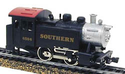 Model Power 0-4-0 Tank loco SOU, LIST PRICE $38.98