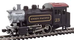 Model Power HO 0-4-0 Tank Switcher w/DCC & Sound, UP, LIST PRICE $109.98