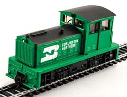 Model Power HO DDT Plymouth w/DCC & Sound, BN, LIST PRICE $109.98