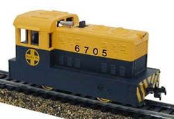 Model Power Porter Hustler ATSF, LIST PRICE $38.98
