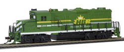 "Model Power HO RTR ""Metal TraiN GP20, Hudson Bay, LIST PRICE $47.98"