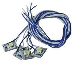 Model Rectifier Light Genie, White LED (4), LIST PRICE $9.98