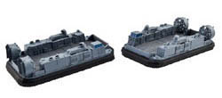 Model Rectifier 1/350 USN LCAC Hovercraft Kit, LIST PRICE $11.98