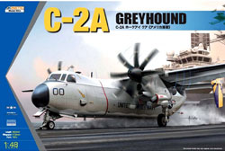 Kinetic Models C-2A Greyhound Usn 1:48, LIST PRICE $109.95