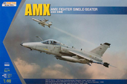 Kinetic Models AMX Ground Attack Aircraft :48, LIST PRICE $60
