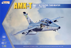 Kinetic Models AMX-T/1B Two-seater Fighter:48, LIST PRICE $60