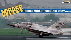 Kinetic Models 1/48 Mirage 2000-5Di ROCAF Taiwan AF Bomber, LIST PRICE $59.95