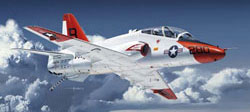 Kinetic Models 1/48 T-45A/C Goshawk Jet Trainer, 100% New Tooling, LIST PRICE $63.95
