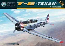 Kitty Hawk Models T-6 TEXAN 1:32, LIST PRICE $89.99