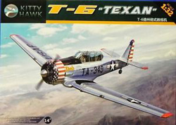 Kitty Hawk Models T-6 Texan Vol Ii 1:32, LIST PRICE $99.99