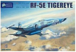 Kitty Hawk Models 1:32 RF-5E Tiger eye, LIST PRICE $99.49