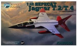 Kitty Hawk Models Jaguar E&T.2/T.4 1:48, LIST PRICE $70