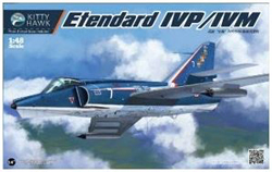Kitty Hawk Models Super Etendard Ivp/Ivm 1:48, LIST PRICE $63.99