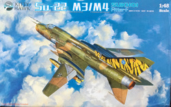 Kitty Hawk Models Su-22 M3 M4 1:48, LIST PRICE $79