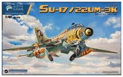 Kitty Hawk Models SU-17/22UM-3K 1:48, LIST PRICE $78.99