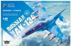 Kitty Hawk Models Russian Yak-130 1:48, LIST PRICE $62.99