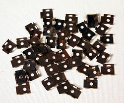 New Rail Models Metal Coupler Cover Boxes (12), LIST PRICE $9.95