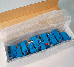New Rail Models Blue Point Turn Out controller 10/, LIST PRICE $129.95