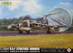 Lion Roar Raf Strat Bombr Victor 1:144, LIST PRICE $60.95