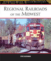 Motorbooks Int Voyaguer Press RR Books Regional RR of the Midwst, LIST PRICE $59.5