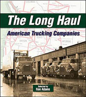 Motorbooks Int Voyaguer Press RR Books The Long Haul, LIST PRICE $34.95