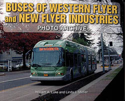 Motorbooks Int Voyaguer Press RR Books Buses of Western Flyer, LIST PRICE $32.95