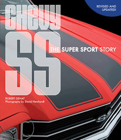 Motorbooks Int Voyaguer Press RR Books A Book -- Chevy SS: The Super Sport Story, LIST PRICE $29.99