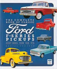 Motorbooks Int Voyaguer Press RR Books  The Comp Book Ford F 150, LIST PRICE $50
