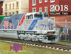 MTH HO Mikes Train House O 2018 Vol 2 O Gg Catalog, DUE 5/12/9999, LIST PRICE $9999.99