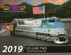 MTH HO Mikes Train House 2019 V2 o Gauge Catalog, LIST PRICE $9999.99