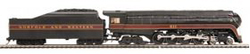 MTH HO Mikes Train House HO N&W 4-8-4 J W/ProtoSound 3.0 Flat Tender #611, DUE 8/30/2018, LIST PRICE $499.95