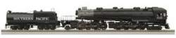 MTH HO Mikes Train House HO 4-8-8-2 AC6 Cab Forward w/PS3, SP #4131/Silver, DUE 8/30/2018, LIST PRICE $599.95
