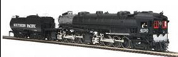 MTH HO Mikes Train House HO 4-8-8-2 AC6 Cab Forward w/PS3, SP #4130/Silver, DUE 8/30/2018, LIST PRICE $599.95