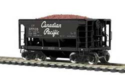 MTH HO Mikes Train House HO 70-Ton Ore Car, CPR #377135, LIST PRICE $34.95