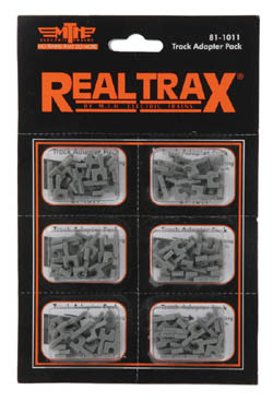 MTH HO Mikes Train House HO RealTrax Adapter (24), LIST PRICE $7.99