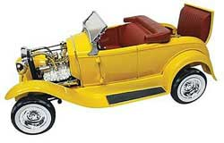 Mini Craft '31 Ford Roadster Hot Rod 1:16, LIST PRICE $64.99