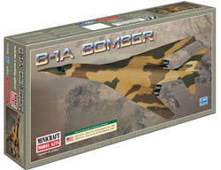 Mini Craft 1/144 B-1 A SAC Camouflage, LIST PRICE $35.99