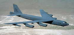 Mini Craft 1/144 B-52 H USAF, New Tool, LIST PRICE $44.99