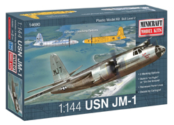 Mini Craft 1/144 JM-1 USN with 2 Marking Options, LIST PRICE $19