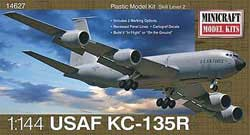 Mini Craft 1/144 KC-135R USAF w/2 marking options, LIST PRICE $44.99