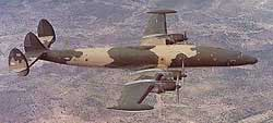"Mini Craft 1/144 C-121R USAF Viet Nam ""Batcat"" w/2 marking op, LIST PRICE $29.99"